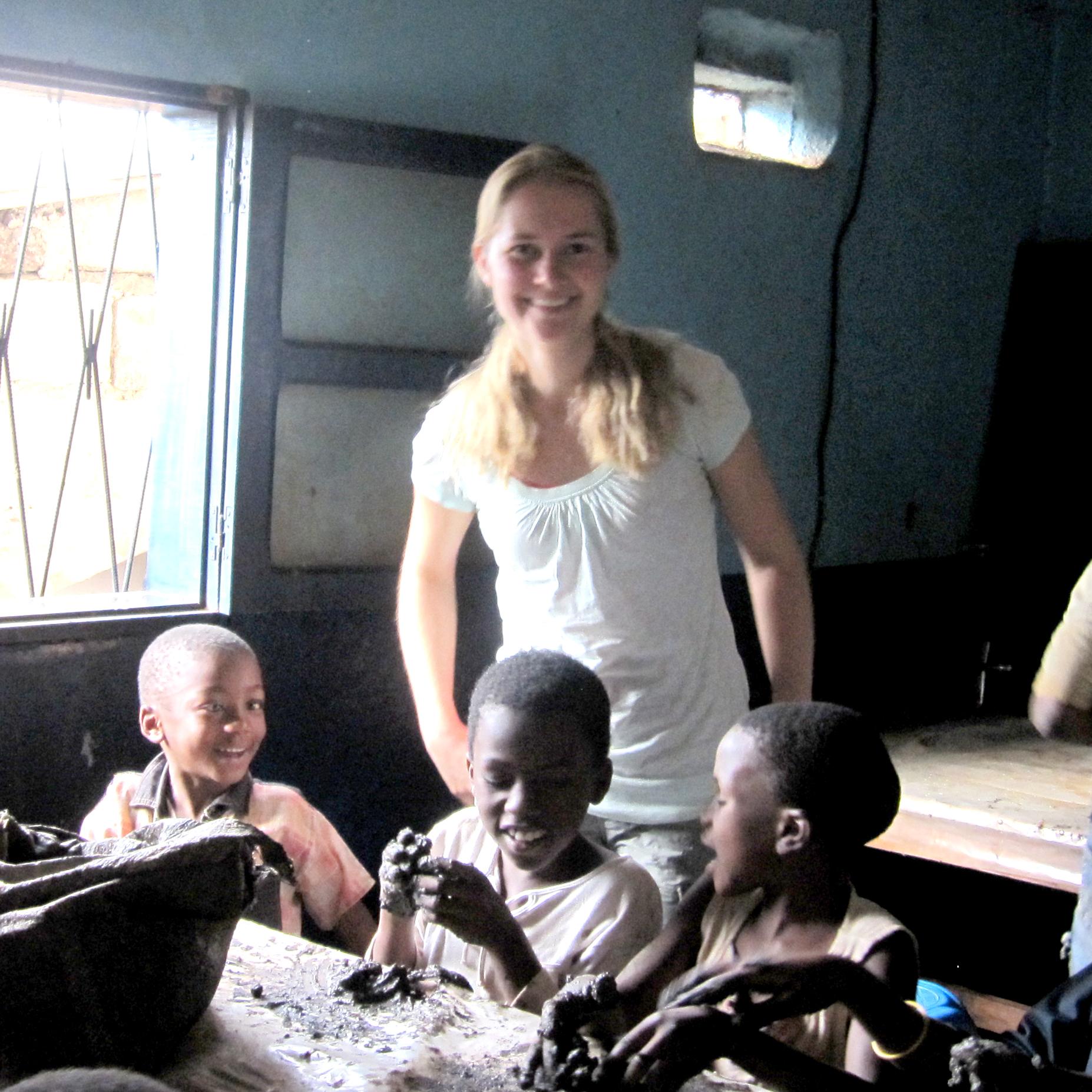 Bild von Annika, 2013-2014 in Kamerun