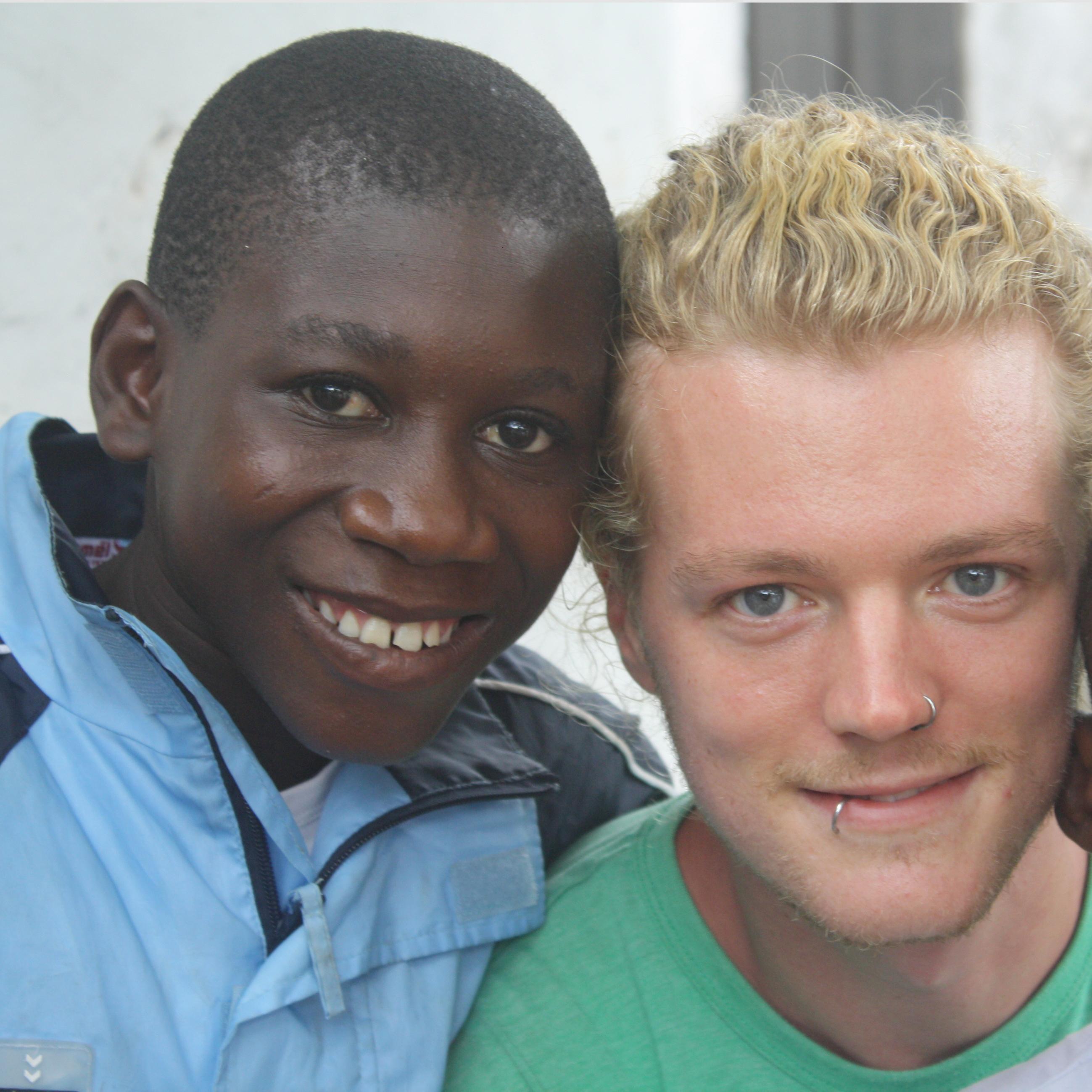 Bild von Simon, 2013-2014 in Ghana