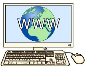 website new www computer internet